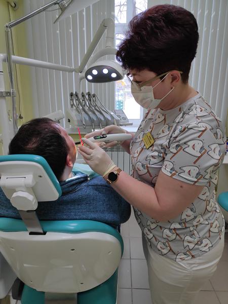 лечение зубов омега